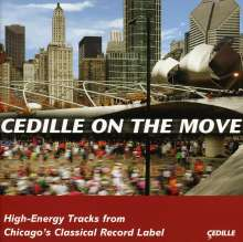 Cedille on the Move (Cedille Records Sampler 2009), CD