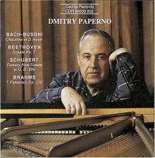 Dmitry Paperno,Klavier, CD