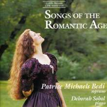 Patrice Michaels Bedi - Songs of the Romantic Age, CD