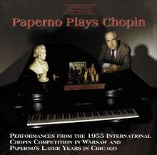 Paperno plays Chopin, CD