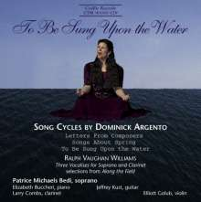 Dominick Argento (geb. 1927): Song Cycles, CD