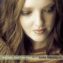 Rachel Barton Pine - Solo Baroque, CD