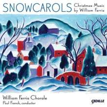William Ferris (20.Jh.): Snowcarols, CD