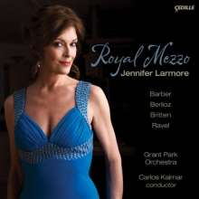 Jennifer Larmore - Royal Mezzo, CD