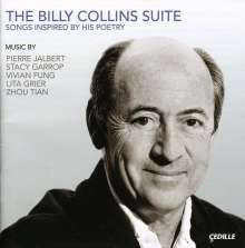 The Billy Collins Suite - Songs inspired by his Poetry, CD