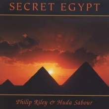 Riley, P./Sabour, H.: Secret Egypt, CD