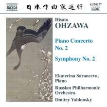 Hisato Ohzawa (1907-1953): Symphonie Nr.2, CD