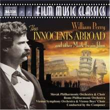 William Perry (geb. 1930): The Innocents Abroad (Filmmusik), CD
