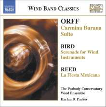 Peabody Conservatory Wind Ensemble, CD