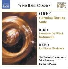 Peabody Conservatory Wind Ensemble, CD