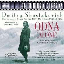 Dimitri Schostakowitsch (1906-1975): Odna (Filmmsuik), CD
