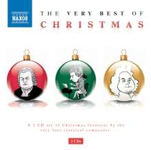 The Very Best of Christmas, 2 CDs