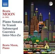 Beata Moon (geb. 1969): Klavierwerke, CD