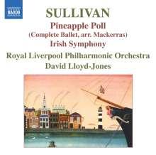 "Arthur Sullivan (1842-1900): Symphony in E ""Irish"", CD"