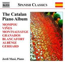 Jordi Maso - The Catalan Piano Album, CD