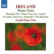 John Ireland (1879-1962): Klaviertrios Nr.2 & 3, CD
