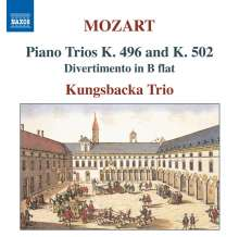 Wolfgang Amadeus Mozart (1756-1791): Klaviertrios Vol.1, CD