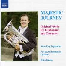 Majestic Journey - Werke für Euphonium & Orchester, CD