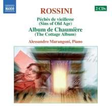 Gioacchino Rossini (1792-1868): Sämtliche Klavierwerke Vol.1, 2 CDs
