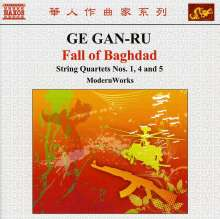 Ge Gan-Ru (geb. 1954): Fall of Baghdad, CD