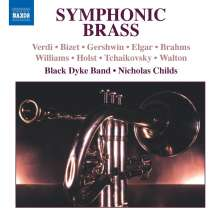 Black Dyke Band - Symphonic Brass, CD