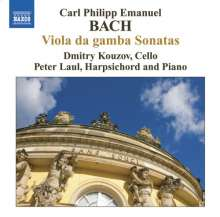 Carl Philipp Emanuel Bach (1714-1788): Gambensonaten Wq.136 & 137, CD