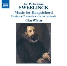 Jan Pieterszoon Sweelinck (1562-1621): Cembalowerke, CD