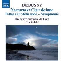 Claude Debussy (1862-1918): Orchesterwerke Vol.2, CD