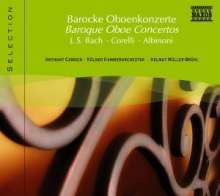 Naxos Selection: Barocke Oboenkonzerte, CD