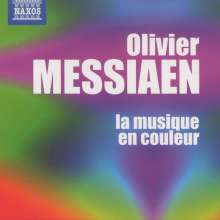 """Olivier Messiaen (1908-1992): Werke """"La musique en couleur"""", 10 CDs"""