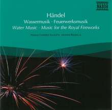 Naxos Selection: Händel - Wassermusik & Feuerwerksmusik, CD