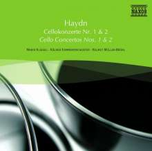 Naxos Selection: Haydn - Cellokonzerte Nr.1 & 2, CD