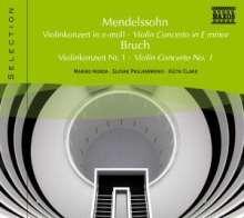 Naxos Selection: Mendelssohn - Violinkonzert op.64, CD
