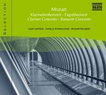 Naxos Selection: Mozart - Klarinettenkonzer/Fagottkonzert, CD