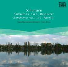 Naxos Selection: Schumann - Symphonien Nr.1 & 3, CD