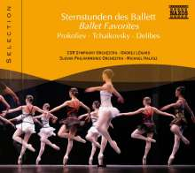 Naxos Selection: Sternstunden des Ballett, CD
