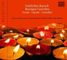 Naxos Selection: Festliches Barock, CD