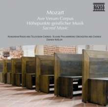 Naxos Selection: Mozart - Geistliche Musik, CD