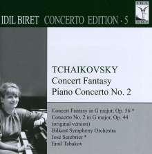 Idil Biret - Concerto Edition Vol.5, CD
