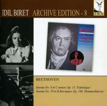 Idil Biret - Archive Edition Vol.8, CD