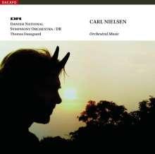Carl Nielsen (1865-1931): Orchesterstücke, SACD