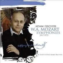 Wolfgang Amadeus Mozart (1756-1791): Symphonien Vol.7, SACD