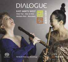 Dialogue - East Meets West, CD