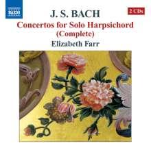 Johann Sebastian Bach (1685-1750): Konzerte nach Vivaldi & Marcello, 2 CDs
