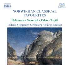 Norwegian Classical Favourites Vol.2, CD