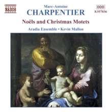 Marc-Antoine Charpentier (1634-1704): Weihnachtsmotetten Vol.2, CD