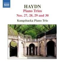 Joseph Haydn (1732-1809): Klaviertrios Vol.2, CD