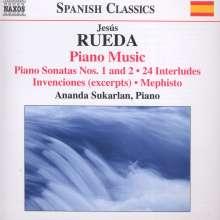 Jesus Rueda (geb. 1961): Klavierwerke, CD