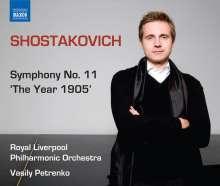 Dimitri Schostakowitsch (1906-1975): Symphonie Nr.11, CD