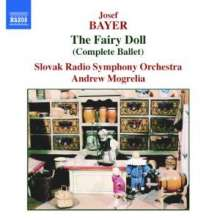 Josef Bayer (1852-1913): Die Puppenfee (Ballettmusik), CD